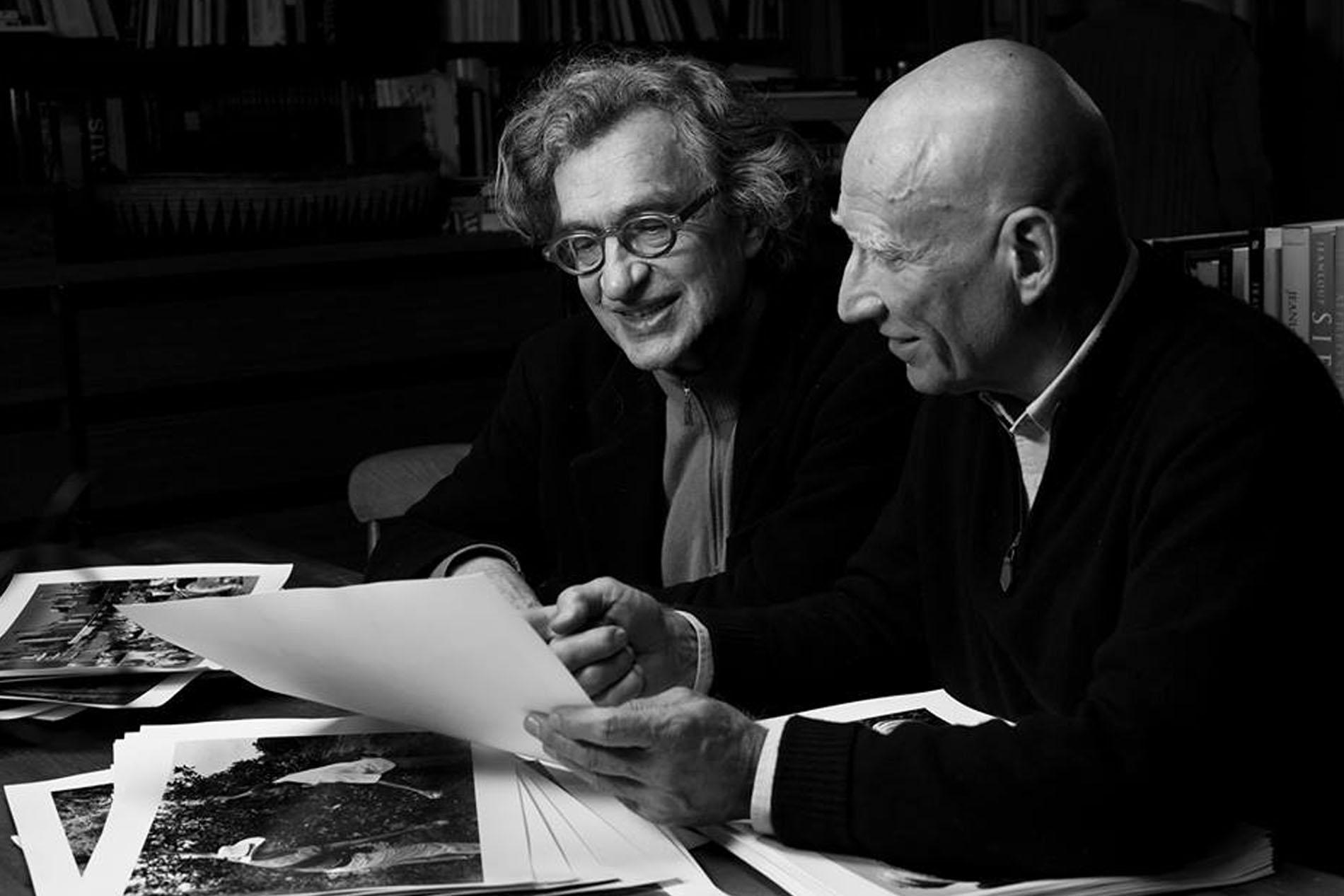 Wim Wenders - Der Himmel über Berlin, die Berlinale und die Oscars