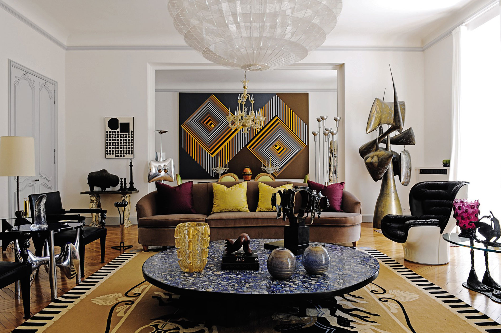 Caroline Sarkozy: Living in Style Paris